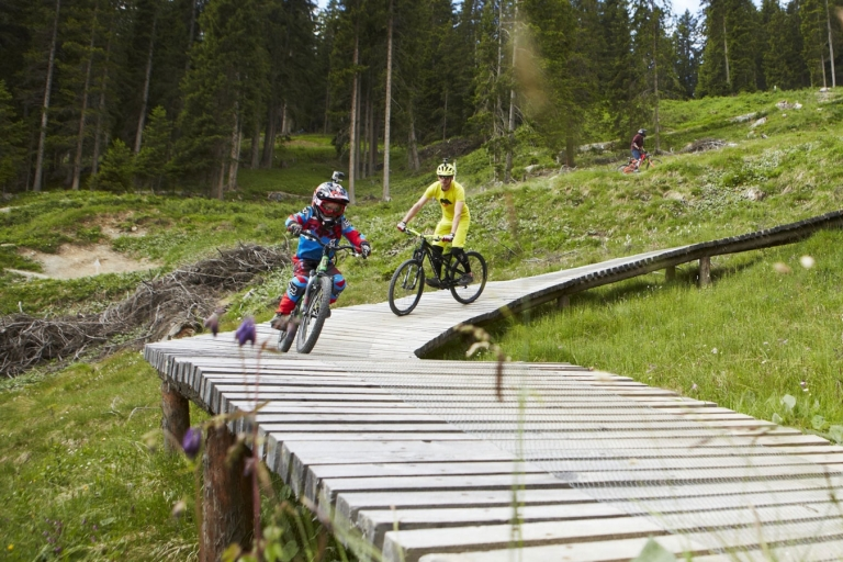 Bikepark in Serfaus-Fiss-Ladis